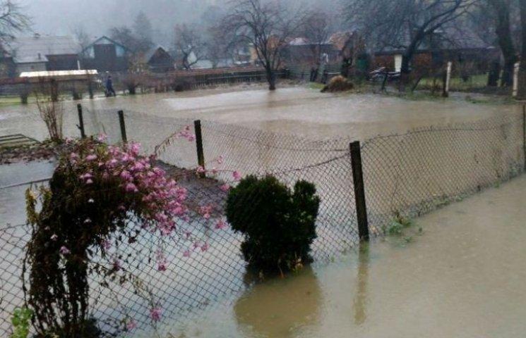 Паводок на Закарпатті завдав збитків на 2 млрд грн, - Москаль