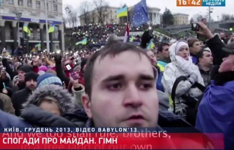 На Майдані у Києві зібралося віче з нагоди початку Помаранчевої революції
