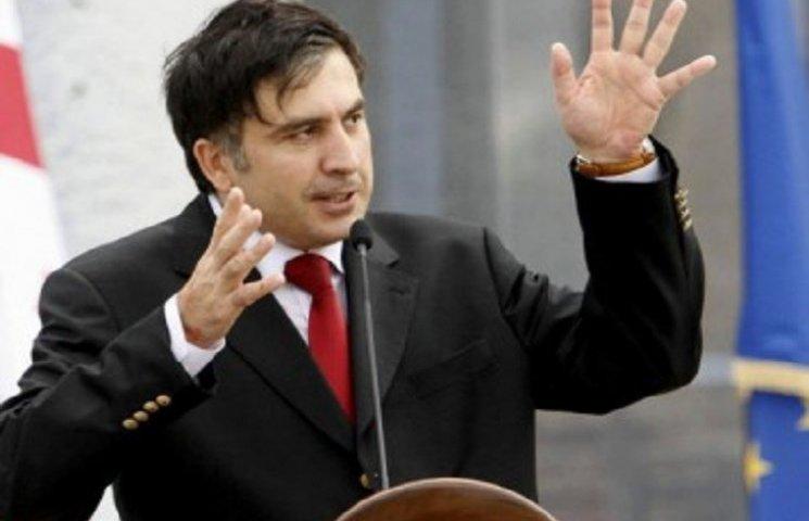 Саакашвили начинает ставить ультиматумы