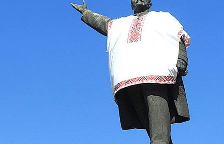 У Києві планують декомунізувати ще 12 пам'ятників Леніну