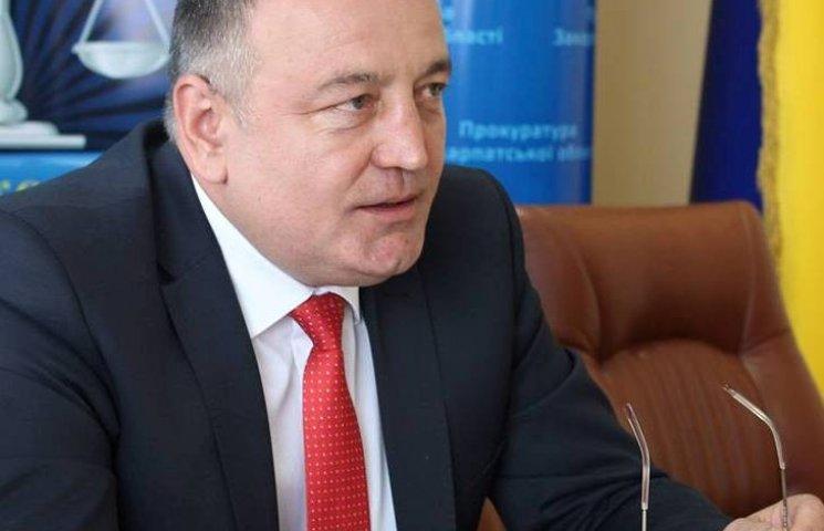 Закарпатського прокурора пограбували в Івано-Франківську: вкрали сейф із коштовностями