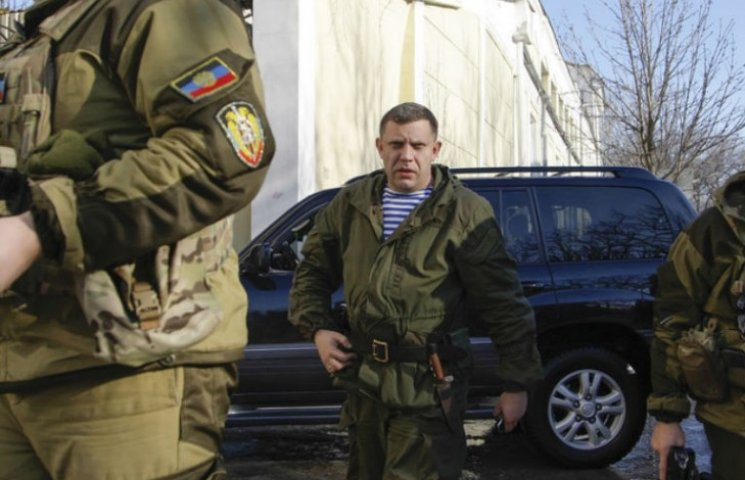Захарченко дозволив стріляти по ЗСУ з усіх видів зброї