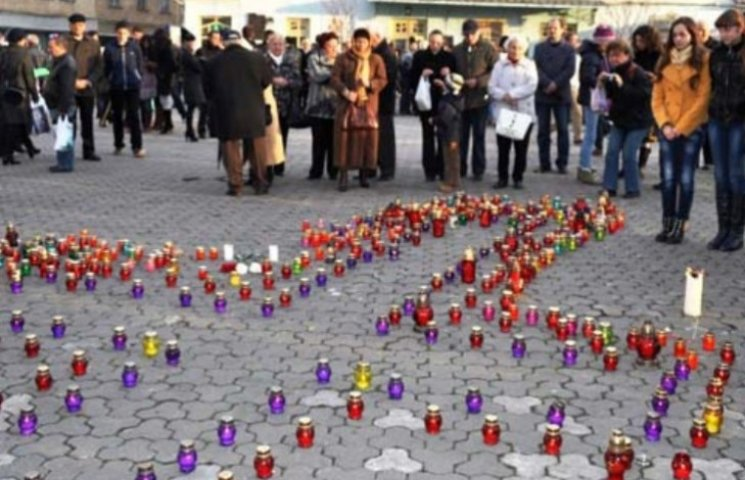 В Ужгороді вшанують пам'ять жертв Голодомору