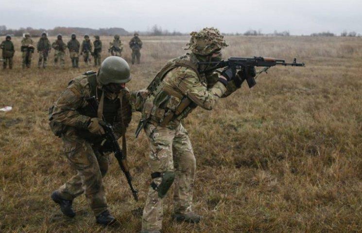 Як американські інструктори навчають українських спецпризначенців за стандартами НАТО (ВІДЕО)
