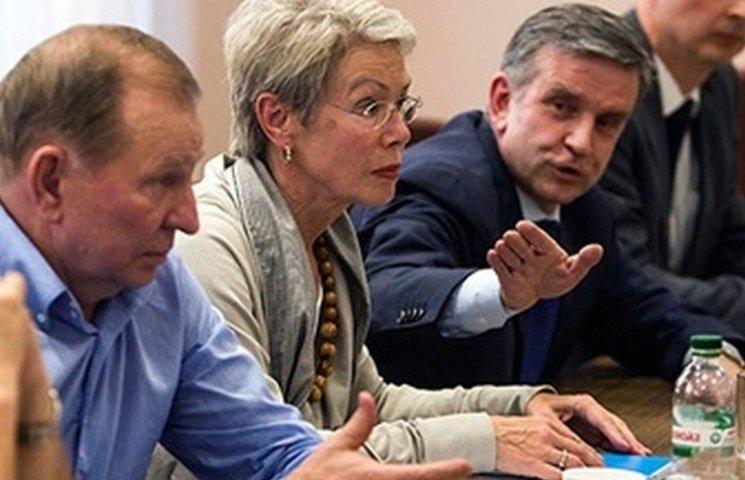 У Кучмы рассказали о результатах переговоров Контактной группы по Донбассу