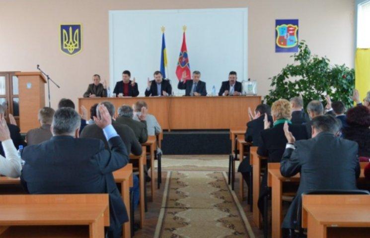 Іршавську райраду очолив представник ЄЦу