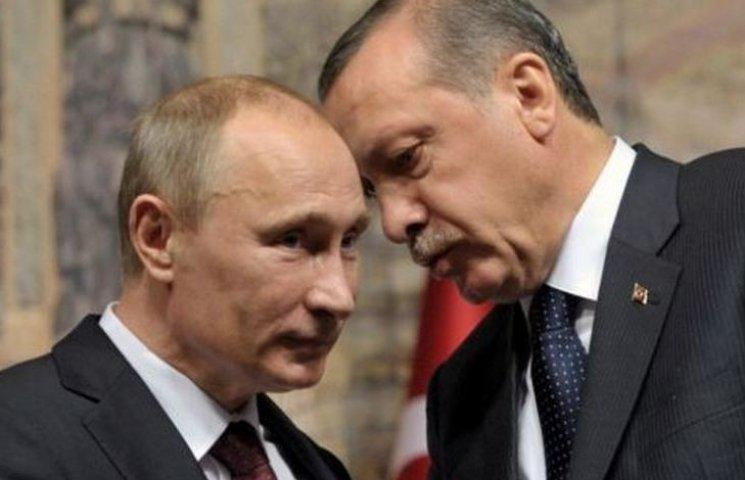 """У соцмережах складають анекдоти про Путіна, Эрдогана та """"ніж у спину"""""""