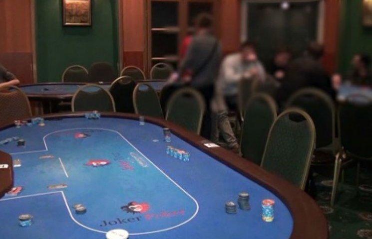 На столичному Печерську накрили підпільне казино
