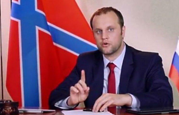 Губарєв з жахом згадав, як вчився з українськими націоналістами у Сєвєродонецьку