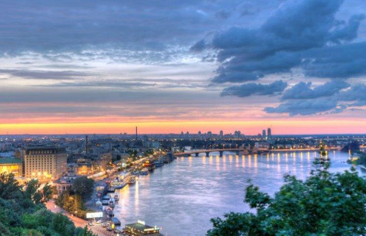Як виглядав Київ на початку 70-х років минулого століття