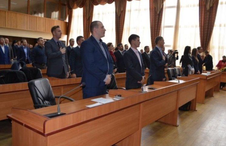 Ужгородський мер уже із заступниками