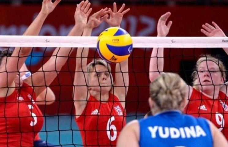 У рамках Міжнародного Дня інвалідів в Ужгороді гратимуть у волейбол