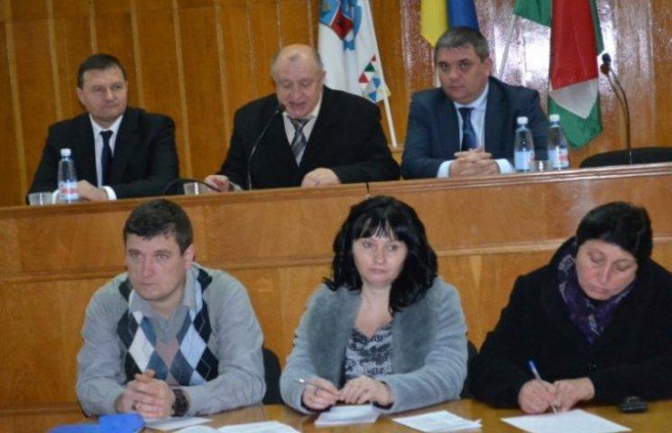 Берегівську райраду очолив представник партії угорців