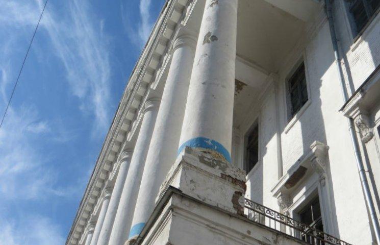 Полтавський міський голова розповів про майбутнє Кадетського корпусу