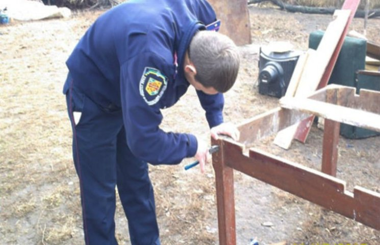 Як поліція Полтавщини ремонтувала будинок багатодітної родини