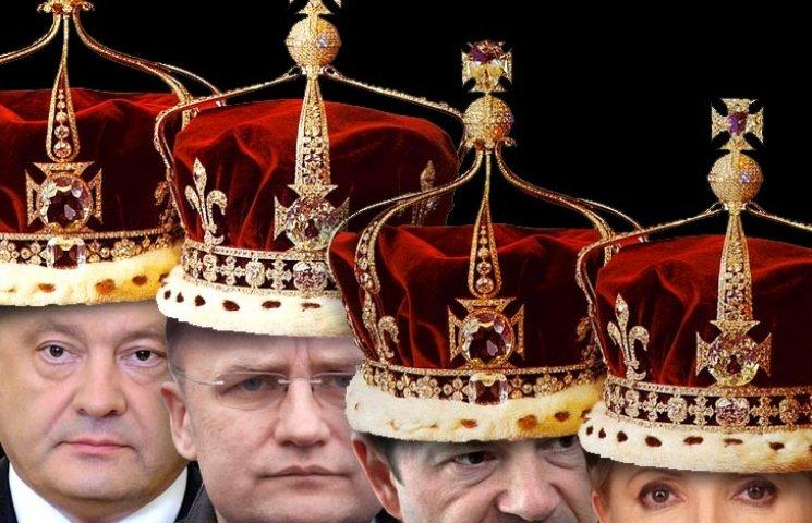 Хто боротиметься з Порошенком у 2019 році: реваншисти, націонал-популісти та реформатори
