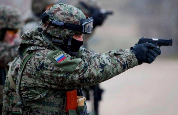 Затримані бійці російського спецназу можуть виконувати спецзавдання в Україні (ФОТО)