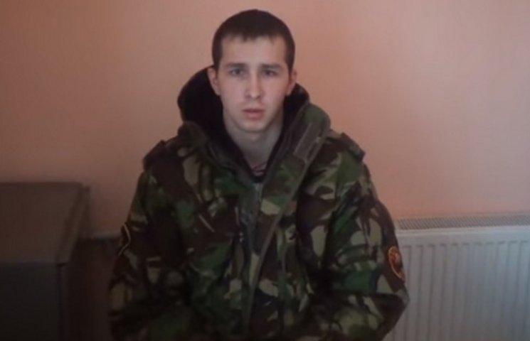 Прикордонники оприлюднили допит заблукалих військових з Росії (ВІДЕО)