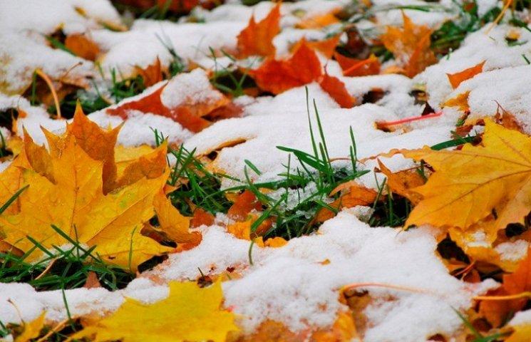 Закарпаття: прогноз погоди на 28 листопада - день до обіду