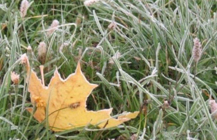 Закарпаття: прогноз погоди на 29 листопада - і прієм, і мерзнем