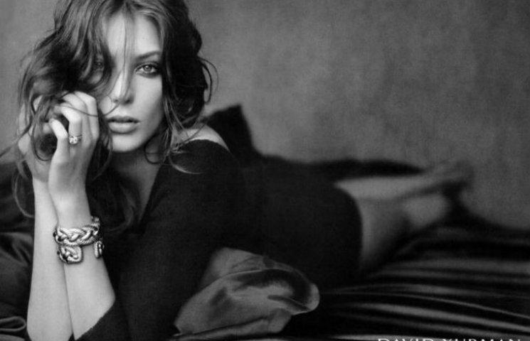 Украинка вошла в 20-ку самых дорогих моделей мира