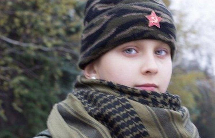"""""""ЛНР"""" взяли в банду Мозгового 9-річну дівчинку, яку показують росіянам (ФОТО,ВІДЕО)"""