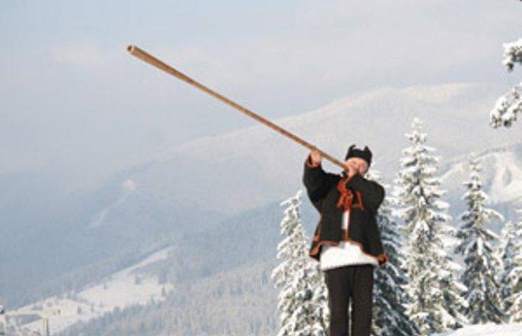 Закарпаття: прогноз погоди на 1 грудня - зима