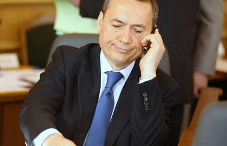 Нардеп Мартыненко заявил, что слагает мандат