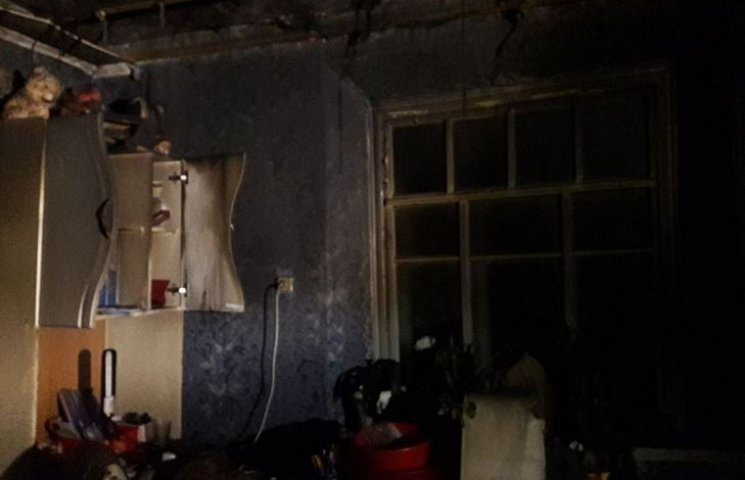 Пожар забрал у многодетной матери родных и дом