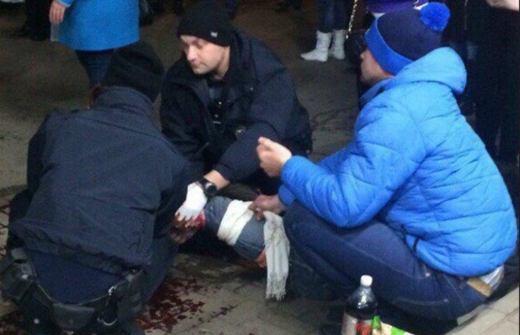 Празднование Хэллоуина в Полтаве закончилось кровавыми разборками