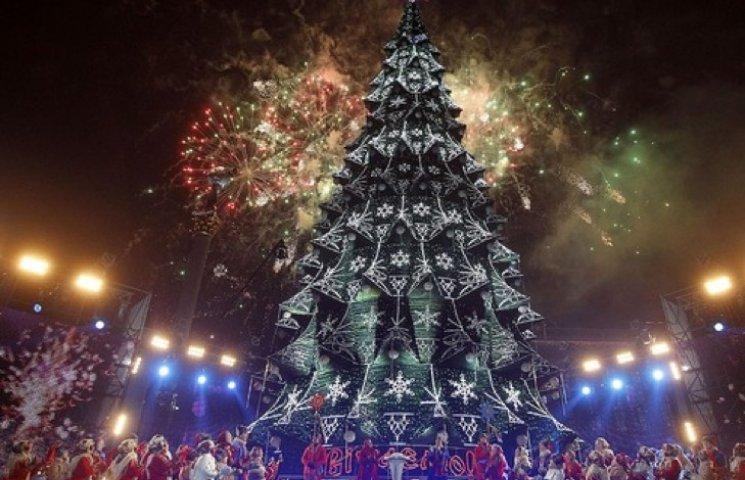 У Нетішині готуються до новорічних свят