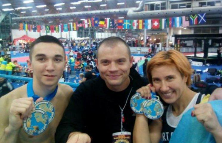 Кікбоксери з Полтавщини стали чемпіонами світу