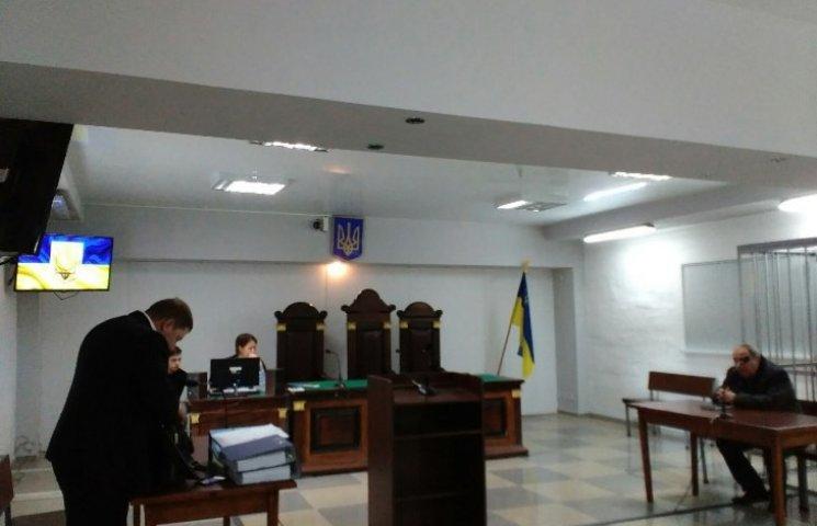 """Суд у справі """"золотого"""" Романчука показують онлайн (ФОТО, ВІДЕО)"""