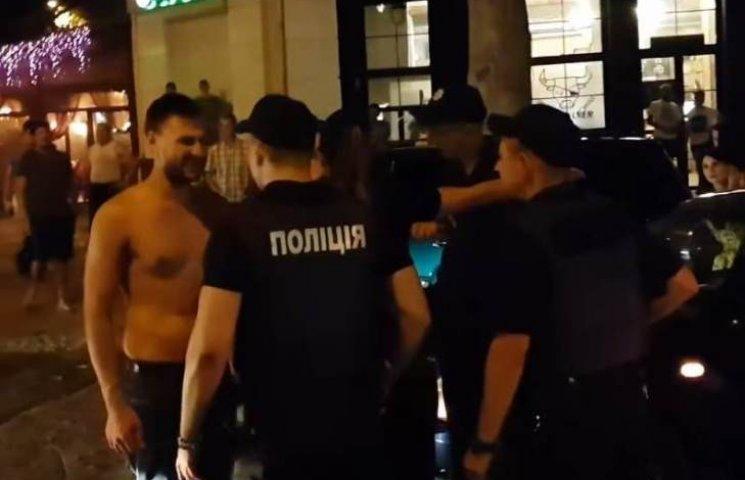 """Дело """"николаевских мажоров"""", которые оказывали сопротивление патрульным, передали в суд"""