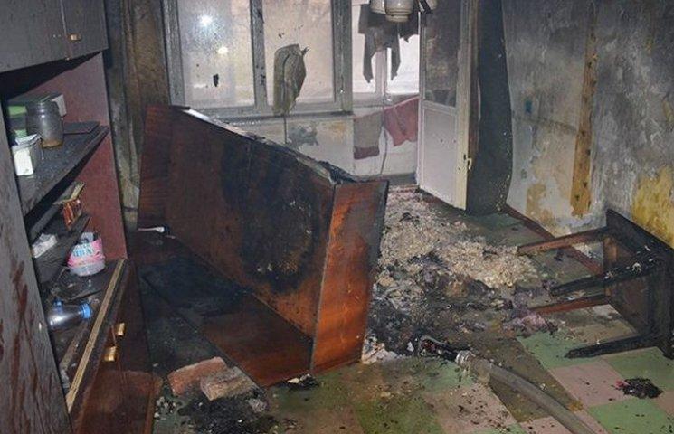 У Миколаєві вогонь вбив пенсіонера