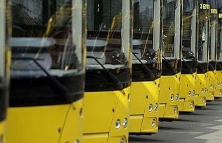 Хмельницький таки оновиться новими тролейбусами