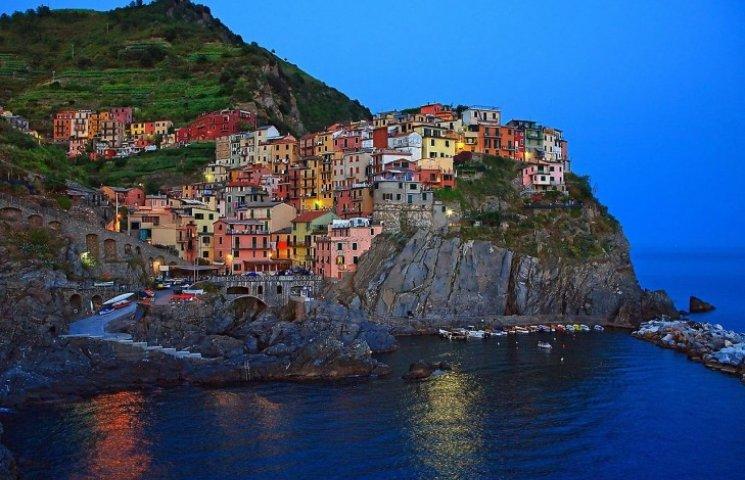 Найгарніші місця Європи нанесли на карту