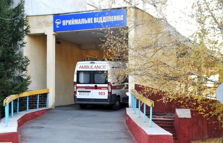В Харьков в госпиталь за сутки доставили 17 бойцов из АТО