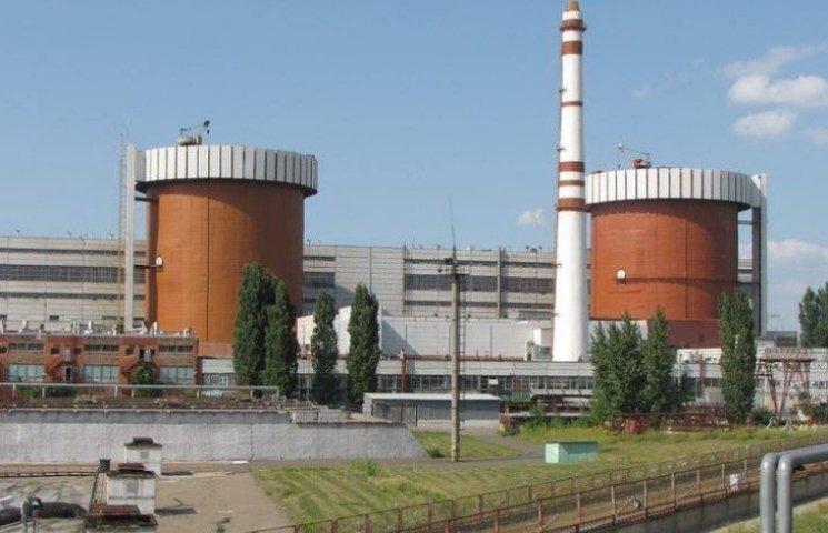 Енергоблок Південно-Української АЕС наростив теплову потужніть до 101%