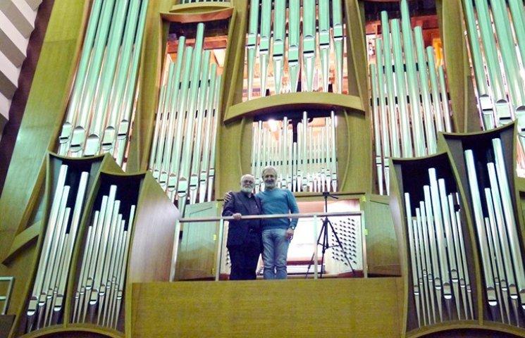 У харківській філармонії встановили новий орган