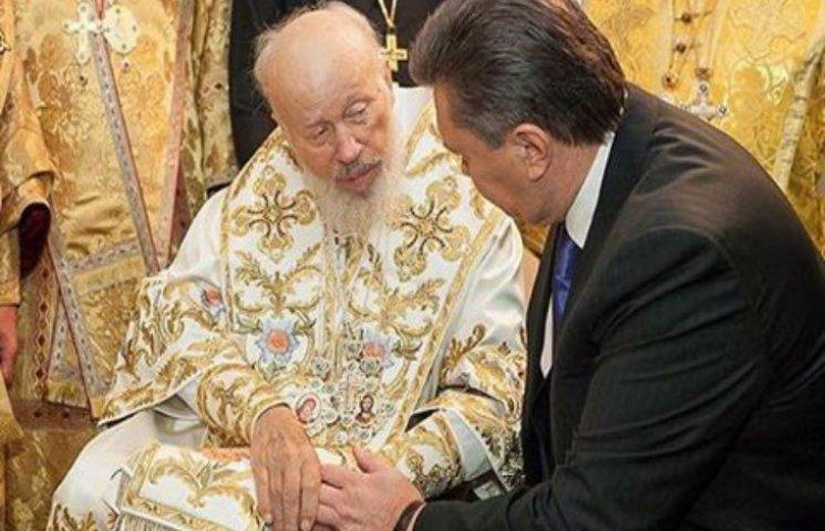 Луценко розповів, як Янукович переслідував українську церкву