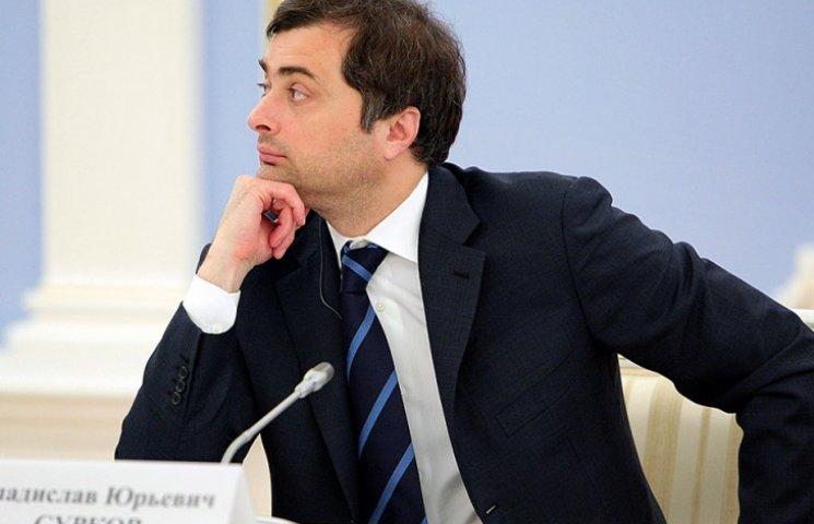 Через какие СМИ Сурков продвигает в Украине кремлевские темники