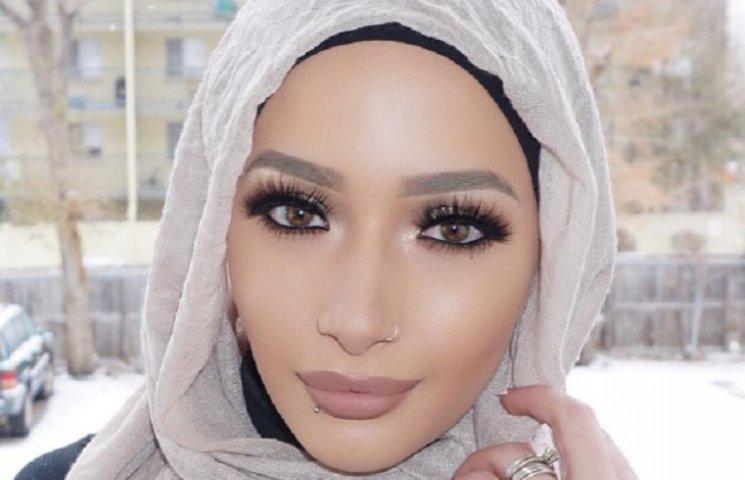 Мусульманка у хіджабі стала обличчям відомого косметичного бренду