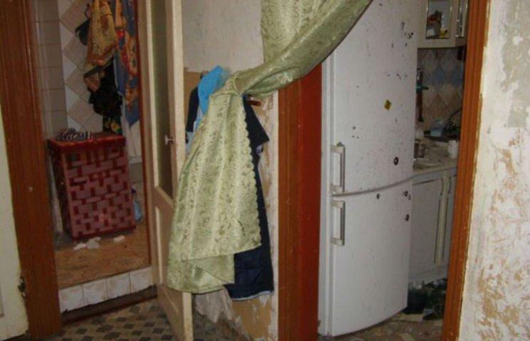 На Полтавщине в квартире взорвалась граната