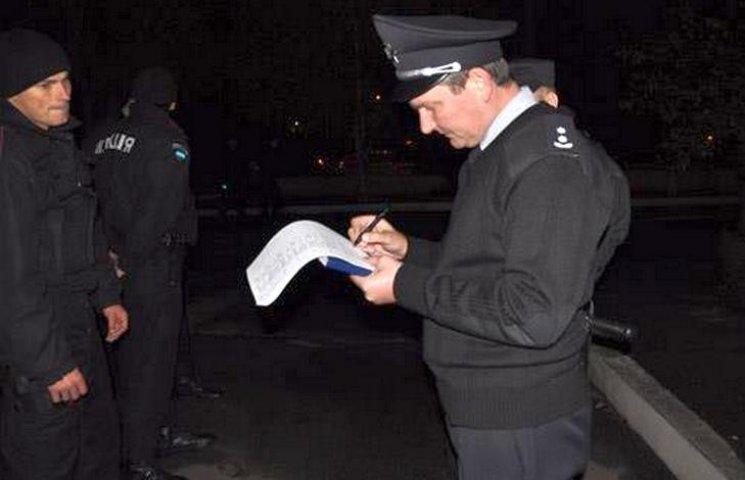 У Миколаєві на підмогу патрульним залучили бійців спецпідрозділів