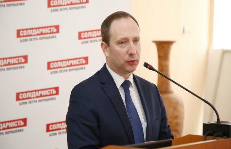 Голова АП Райнін переобраний керівником президентської партії на Харківщині