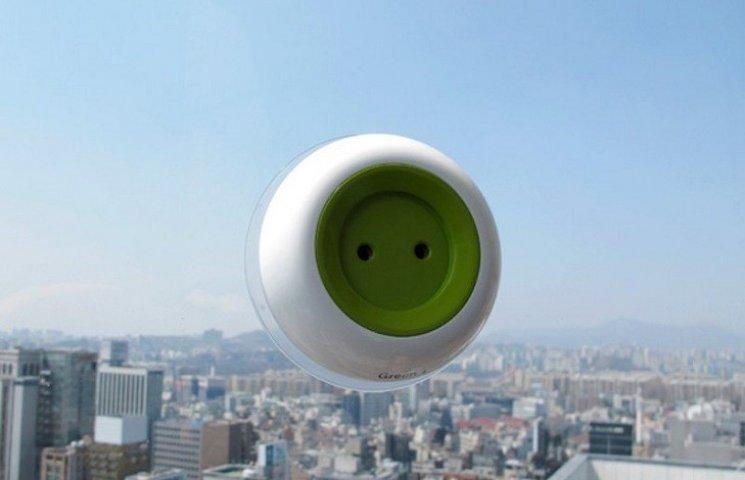 Розетку, що кріпиться на вікно розробили корейські студенти