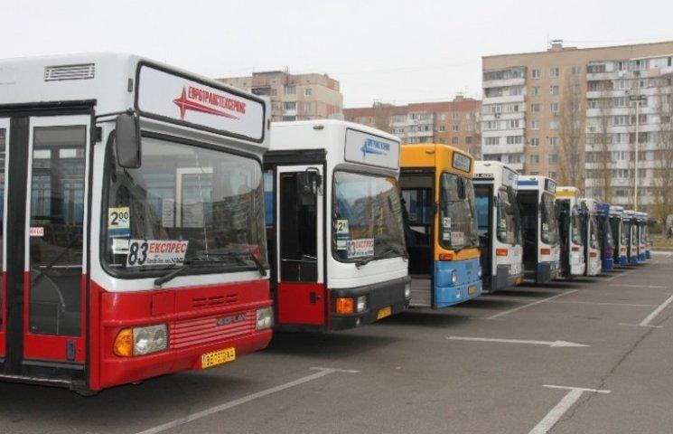 У Миколаєві збираються повернути автобуси за маршрутом №83