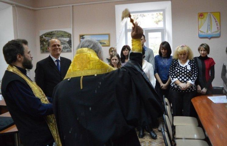 Миколаївських чиновників освятили в УПЦ Московського патріархата