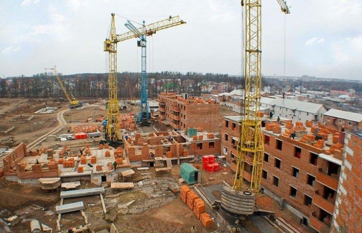 Антимонопольники попередили Хмельницьку мерію про порушення в будівництві